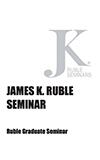 James K Ruble logo